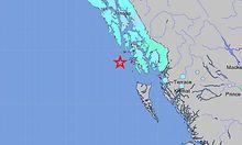 Starkes Erdbeben vor Alaska: Tsunami-Warnung