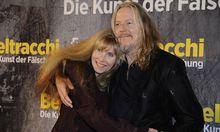 Kunstfälscher Wolfgang Beltracchi und seine Frau Helene  / Bild: (c) imago/Horst Galuschka (imago stock&people)
