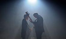Archivbild: The xx bei ihrem Auftritt in Warschau am Dienstag
