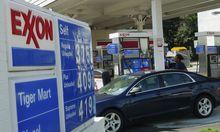 Exxon Tankstelle