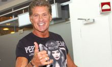 Brother David Hasselhoff moeglicherweise