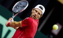TENNIS - ITF, Davis Cup, NED vs AUT