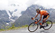 Abfahrt bei der Tour de France