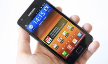 Galaxy Test Samsungs flottes
