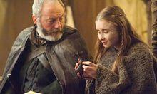 Davis Seaworth und Shireen Baratheon / Bild: (c) HBO