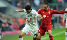 Stindl gegen Ribery