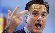 Mitt Romney gewinnt USVorwahl