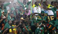Sambia ist Titelverteidiger