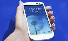 Galaxy Samsung beginnt Sicherheitsleck
