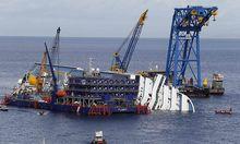 Die Firmen Micoperi und Titan Salvage sind mit der Bergung beauftragt.