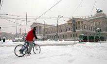 Immer mehr Radfahrer sind in Wien unterwegs.