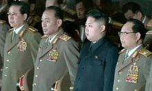 Nordkorea Kims Familienclan festigt