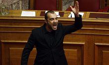 GREECE PARLIAMENT ULTRA RIGHT