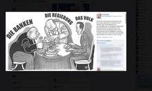 Ermittlungen wegen Cartoon auf Straches Facebook-Seite eingestellt