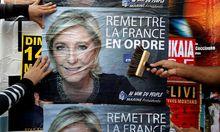 """""""Wenn Marine Le Pen gewinnt, hört die EU, so wie wir sie kennen, auf zu existieren."""""""