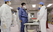 Fukushima Fallout Furcht