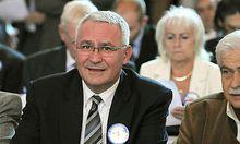 Wahlbehörde: Graf schien elfmal als Rechtsanwalt auf
