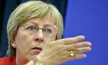 EU-Abgeordnete Eva Lichtenberger (Grüne)