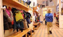 Wiener Kindergartenpaedagogen Protest fuer