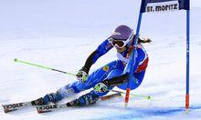 Maze gewann auch WeltcupRiesentorlauf