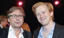 ORF-Generaldirektor Alexander Wrabetz (l.) und Niko Pelinka im November.
