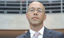 Jörg Asmussen wurde als EZB-Direktoriumsmitglied ernannt.