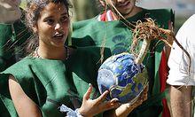 Klimagipfel Einigung Fahrplan Weltklimavertrag