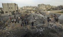 Gefechte in Gaza