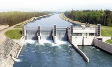 Verbund Wasserkraftwerk