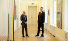 Neue BIFIE Chefs Martin Netzer und Christian Wiesner