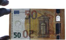 Der neue 50-Euro-Schein