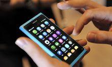 Smartphones treiben Handel Internet