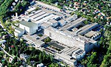ORFStandort Neubau Marx guenstigsten