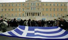 EUParlament Troika erpresst Griechenland