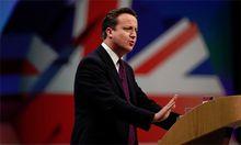 Cameron Eurozone noch Wochen
