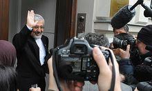 Irans Botschafter bei der UN-Atomenergiebehörde (IAEA), Ali Asghar Soltanieh
