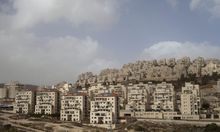 Scharfe Kritik Israels Siedlungsbau