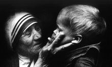 Mutter Teresa nicht gepredigt