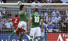 Fussball Schweiz besiegt Deutschland