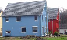 Bunte Neubauten - colorful new buildings