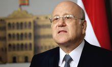 Libanon Praesident nimmt Ruecktritt