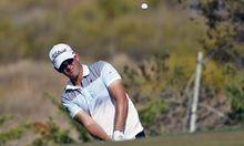 Golf Wiesberger schwachem Start