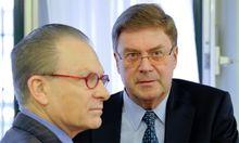 Petrikovics schrie cholerischer Diktator