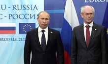Putin drängt EU zur Abschaffung der Visumpflicht
