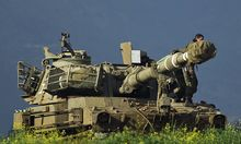 Syrien Schusswechsel israelischer Armee