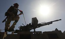 Libyen Massengrab 1200 Leichen