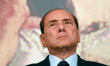 Germanozentrische Politik Berlusconi greift