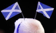 Auch unter den Schotten gibt es teilweise EU-Skepsis.
