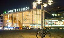 Archivbild: der Kölner Hauptbahnhof