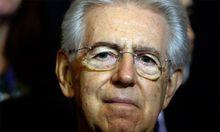 Italiens Regierungschef Monti zurueckgetreten